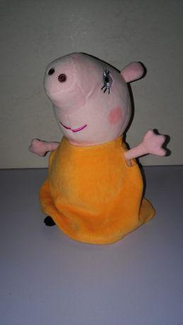 Мягкая игрушка Peppa pig Мама свинки Пеппы