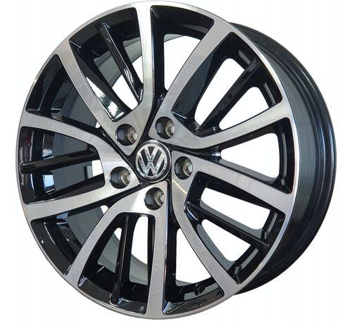 "NOWE Oryginalne Felgi VW 17"" Passat Golf Scirocco T-Roc Tiguan Jetta"