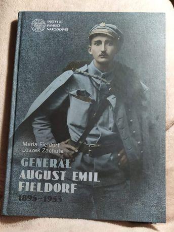 """Książka """"Generał August Emil Fieldorf IPN"""