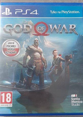 Sprzedam God of War PS4