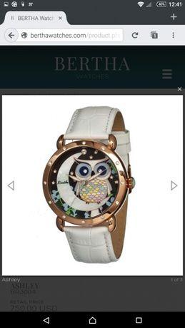 Zegarek damski BERTHA oryginał za 20%wartości nowy