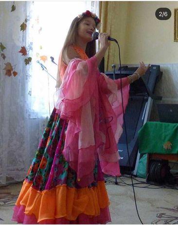 Продам цыганский костюм