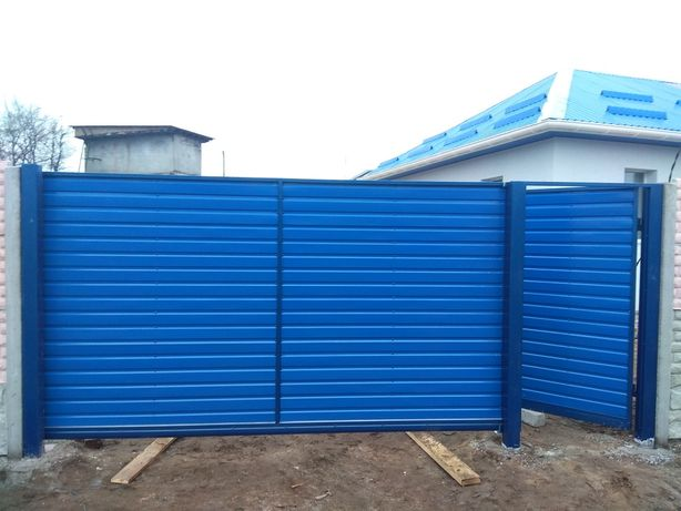 бетонные заборы в виннице бетонні паркани у вінниці