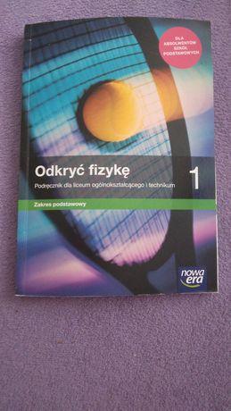 Podręcznik  Odkryć  fizykę 1