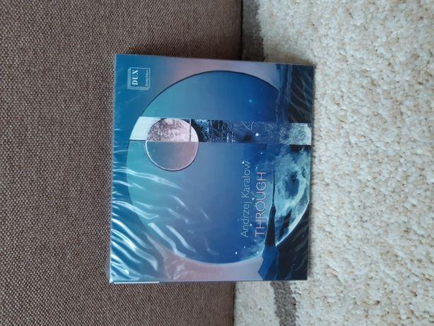 Płyta cd Andrzej Karałow Through