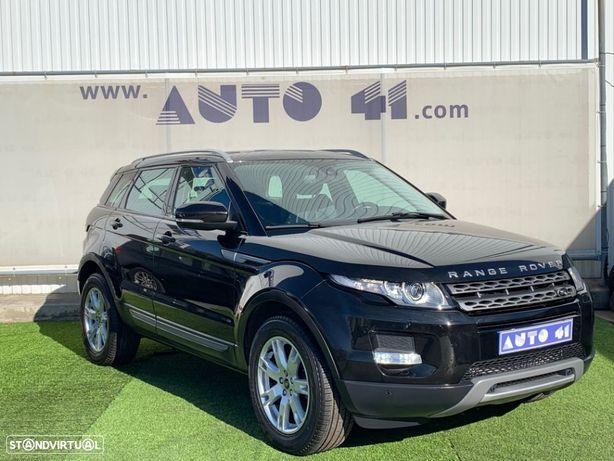 Land Rover Range Rover Evoque 2.2 eD4 Dynamic