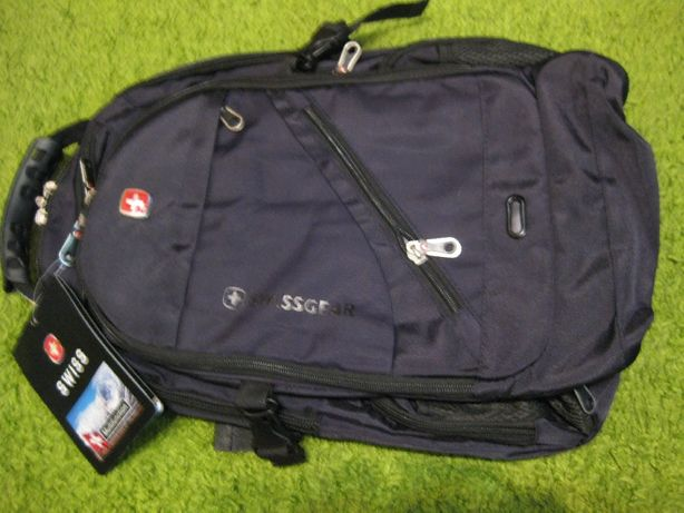 Продам новий оригінальний рюкзак Swiss Gear чорного кольору.
