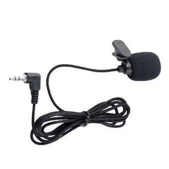 Microfone Lapela 4Photo para Camera ou PC