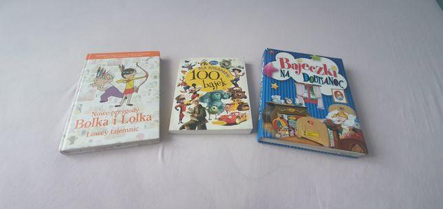 Zestaw książek bolek i Lolek, bajki dla chłopców