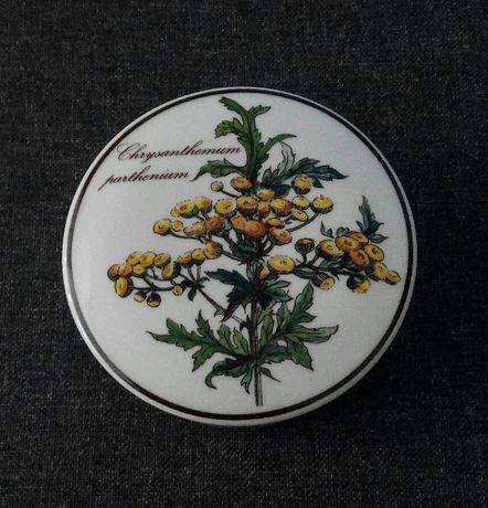 Caixa porcelana Villeroy & Boch Botanica