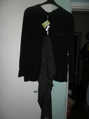 piżama męska nowa roz.XL i 2XL-w klatce do 170cm pas do 144cm