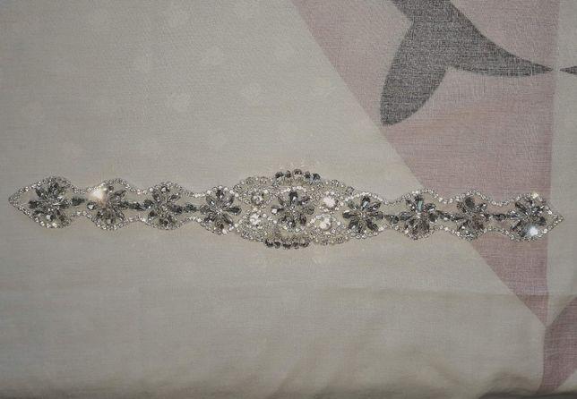 acessorio para cinto de vestido de noiva novo