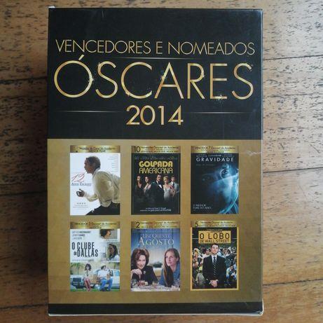 21 DVD filmes Óscares