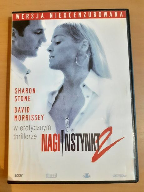 Nagi Instynkt 2 Sharon Stone. DVD