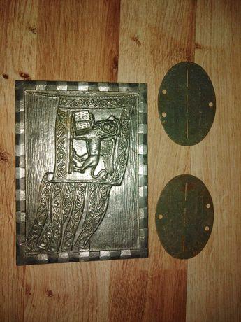 Starocia wykopki szuwladowe strychowe nieśmiertelnik medal