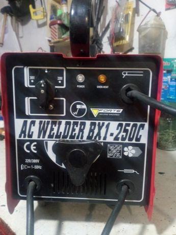 Сварочный аппарат. ac welder bx1-250c