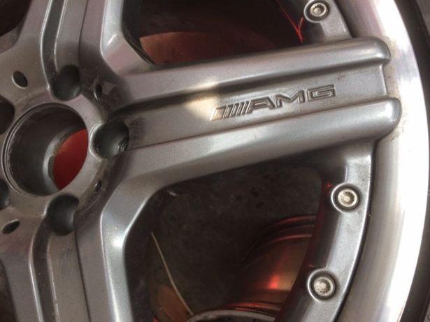Диски AMG Cromodora r19 2 шт.