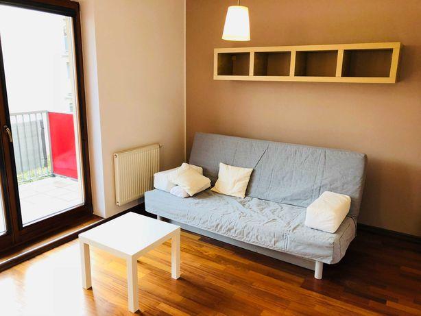Przestronne/jasne 1-pokojowe mieszkanie os. Mozarta