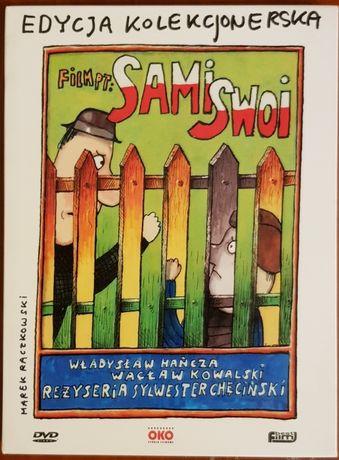 Sami swoi - specjalna edycja kolekcjonerska DVD (folia)