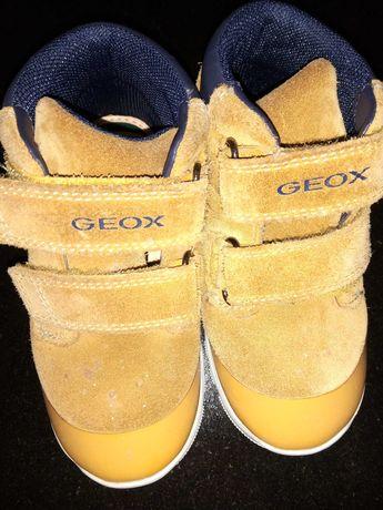 sapatilhas geox como novas tam 26