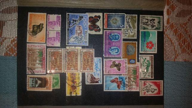 znaczki pocztowe znaczek pocztowy klaser kolekcja swiat du Dahomey