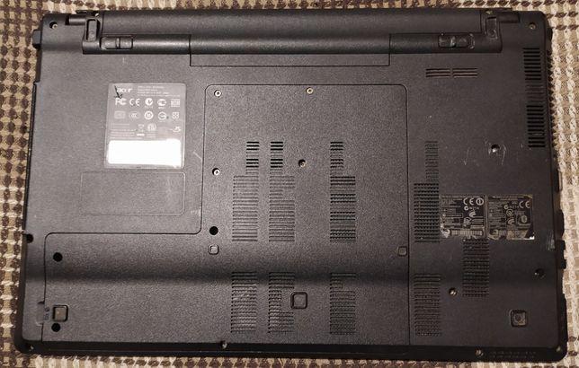 Ноутбук на восстановление или запчасти целиком Acer 5553G