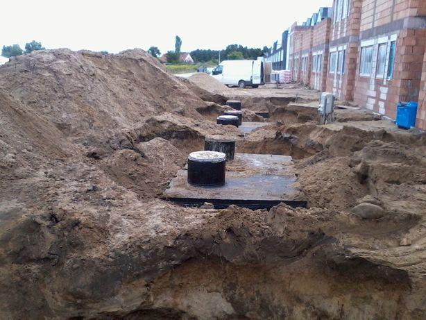 Szamba szambo betonowe od 4m3-12m3 Łopuszno Lesnica Radoszyce