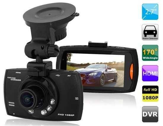 Автомобильный видеорегистратор G30 Full HD 1080 P  цена + качество