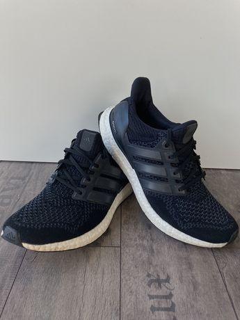Buty Adidas Ultraboost czarne boost 40 2/3 25,5cm