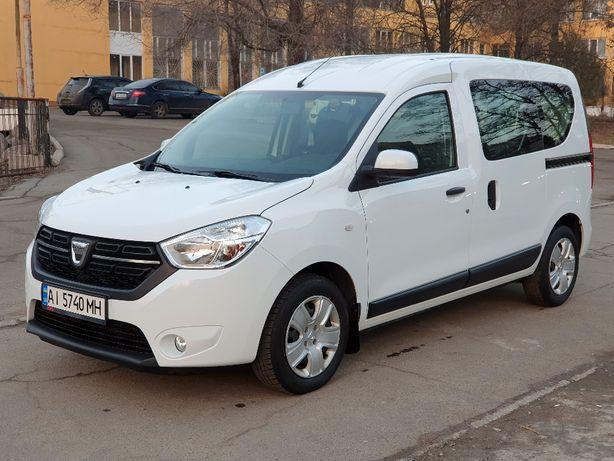 Dacia Dokker 1.5D MT Expression