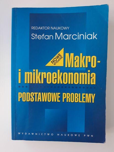 Książka makro- i mikroekonomia podstawowe problemy