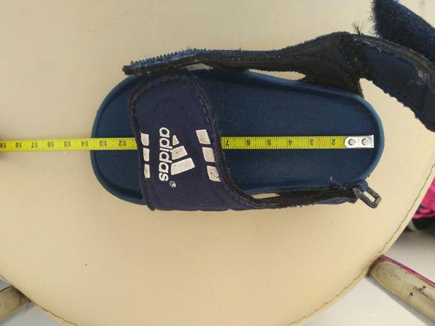 Сандали босоножки ADIDAS nike 22 р., 13,5 см