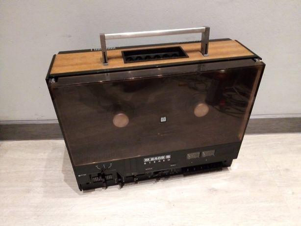 UNITRA ZRK Magnetofon Szpulowy 2405 S Vintage PRL