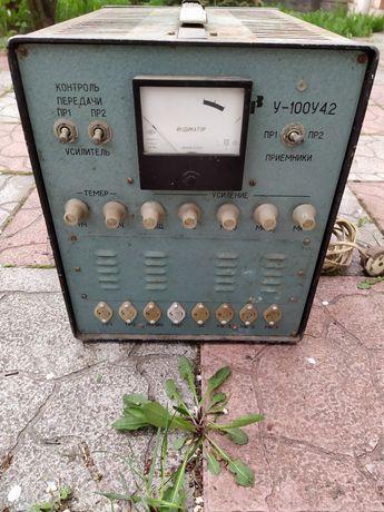 """Ламповый трансляционный усилитель """"У-100У4.2"""""""