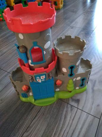 Zamek zabawka