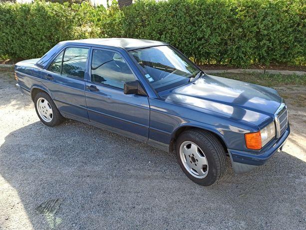 Mercedes 190D  2.0