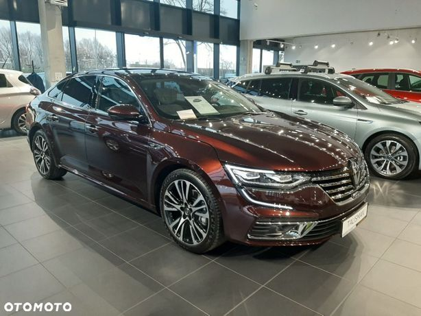 Renault Talisman Initiale Paris Blue dCi 200 EDC / Po Liftingu / Matrix Led / Wyprzedaż