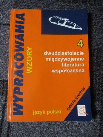 Wypracowania wzory język polski Stopka