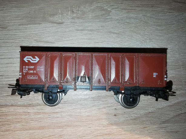 Wagon Towarowy Węglarka NS GTU Piko