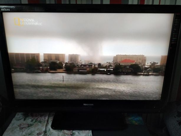 Toshiba 37 cali tv