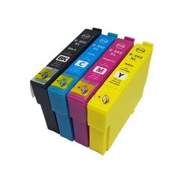 PACK 4 Epson 502xl Compatível Portes grátis