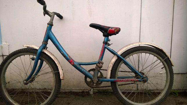 Детский велосипед ХВЗ Юниор