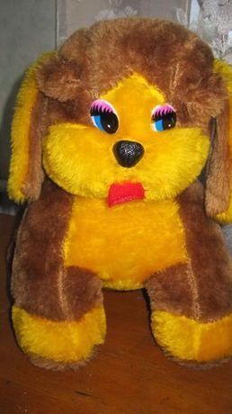 Мягкая игрушка Собака (30 см)