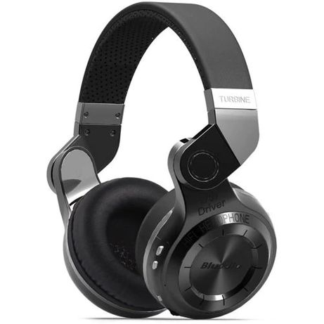 Bluedio T2+ Turbine  Headphones Bluetooth - Radio FM + Cartão Micro SD
