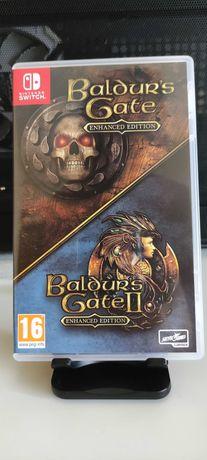 Nintendo Switch Baldurs Gate