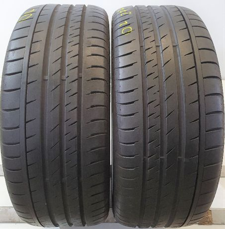 2x 245/45/18 Continental ContiSportContact 3 96W OL272