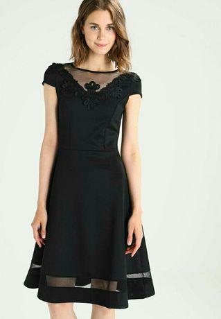 Sukienka czarna Dorothy Perkins M 38 idealna