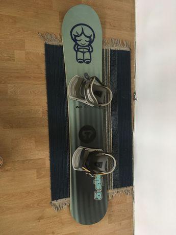 Deska Snowboard O - Sin