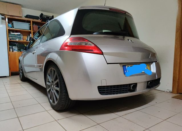 Renault Mégane RS 2.0T