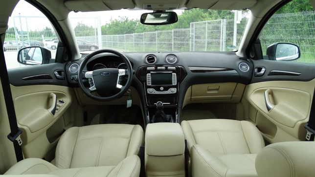 Ford Mondeo 2.0 benzyna full opcja  64tys. km